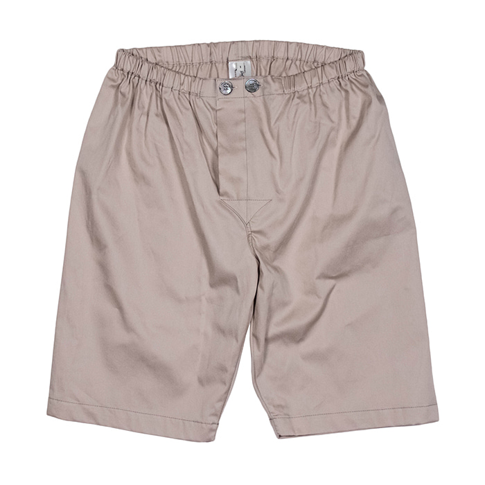 Fineday Clothing CLASSIC PAJAMA SHORTS_BEIGE