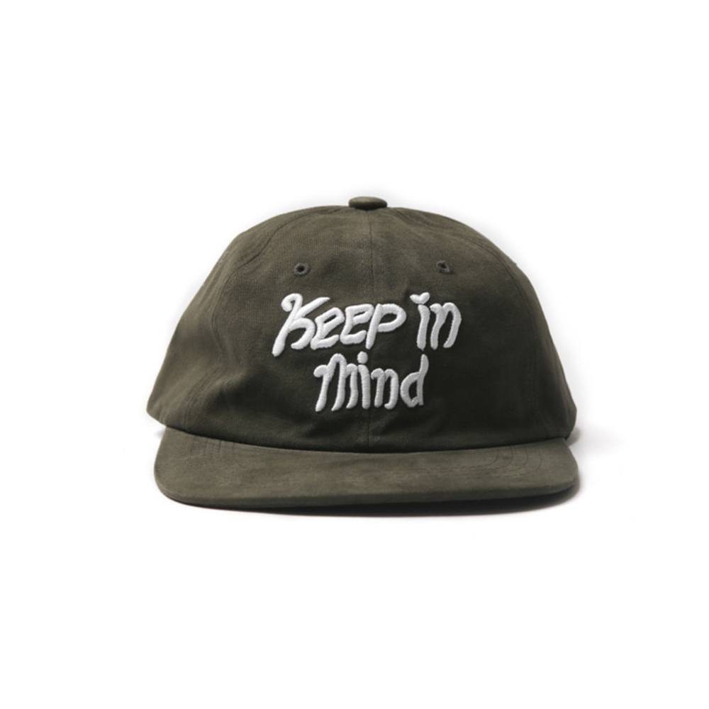 WB3 Keep In Mind Ball Cap_Khaki