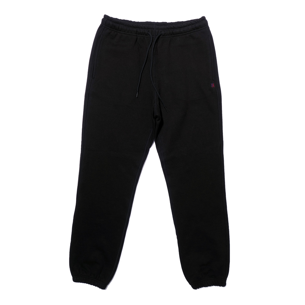 해버대셔리 HH ATHLETIC SWEAT PANTS_Black