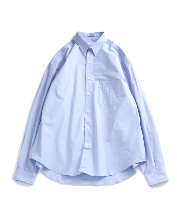 브라운야드 Steady Shirts_Blue