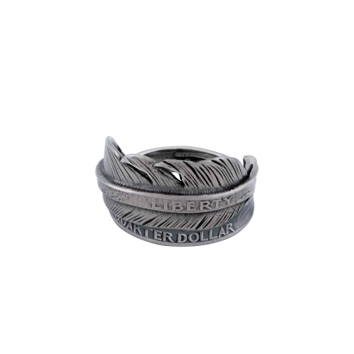 노스웍스  Liberty Feather Ring (N-522)