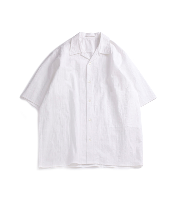 브라운야드 Convertible Shirts - White