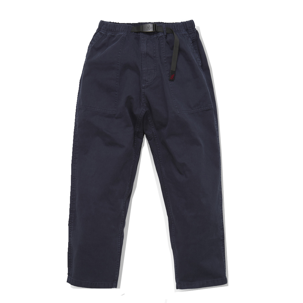 그라미치 LOOSE TAPERED PANTS (Deep Navy)