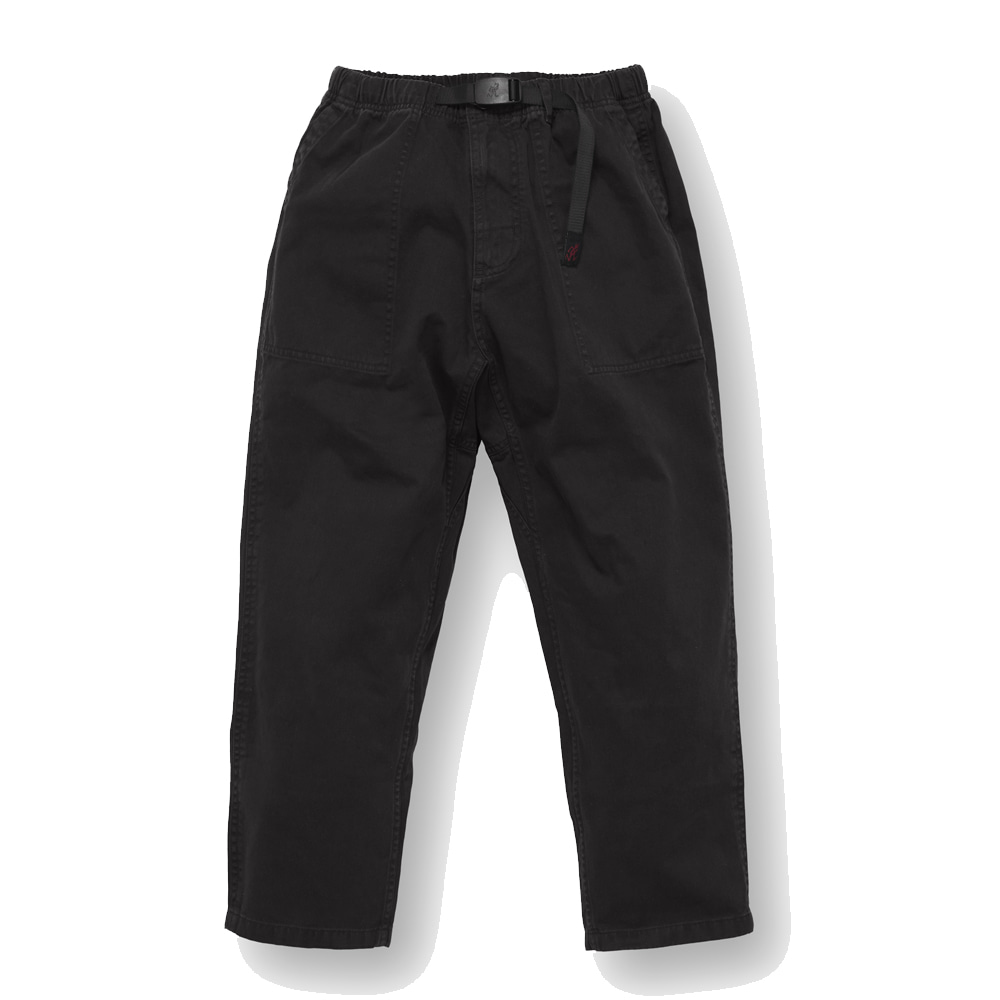 그라미치 LOOSE TAPERED PANTS (Black)