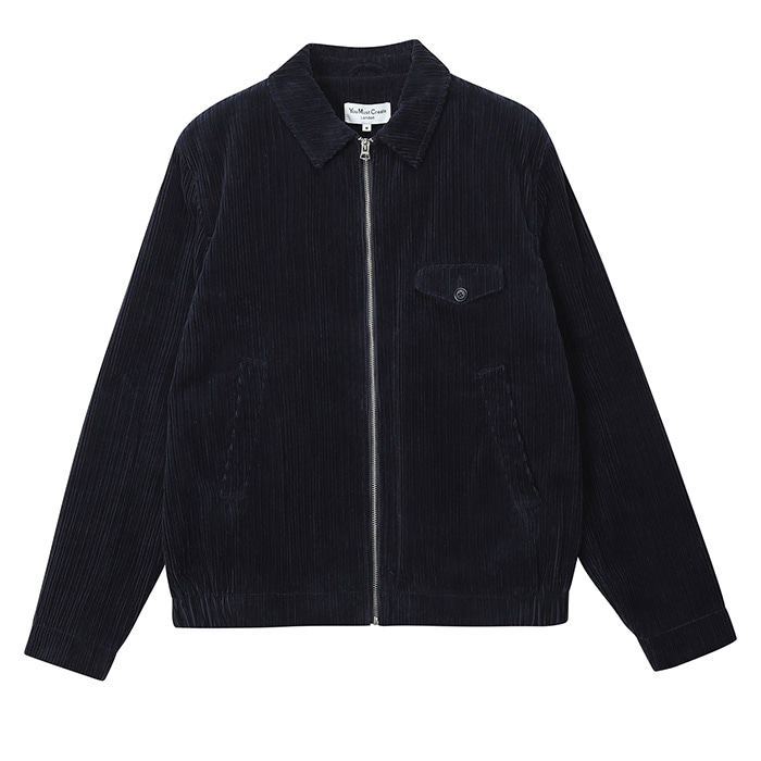 YMC Casuals Jacket_Navy