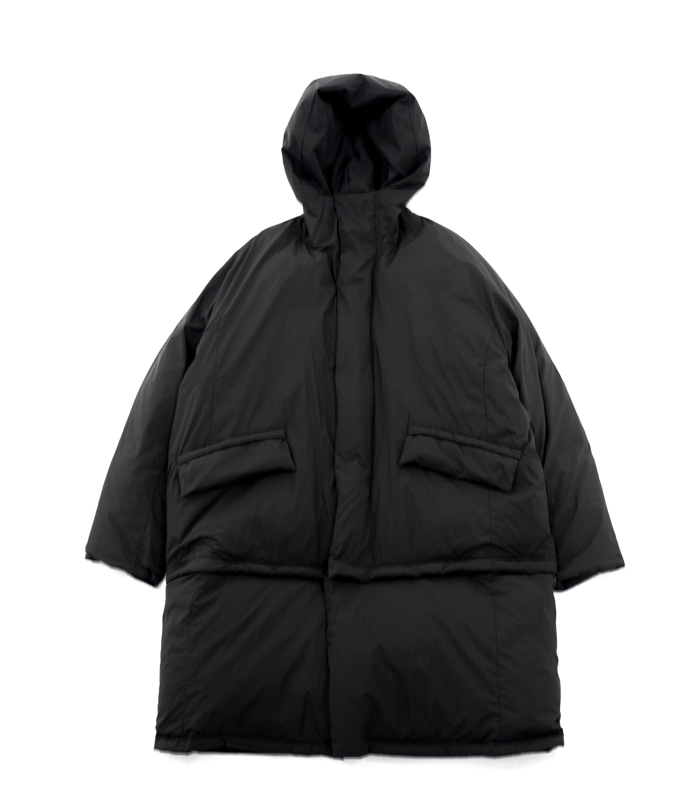 브라운야드 Utility Down Parka (Black)