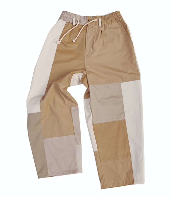 YOUSED Remake wide easy pants (Beige)
