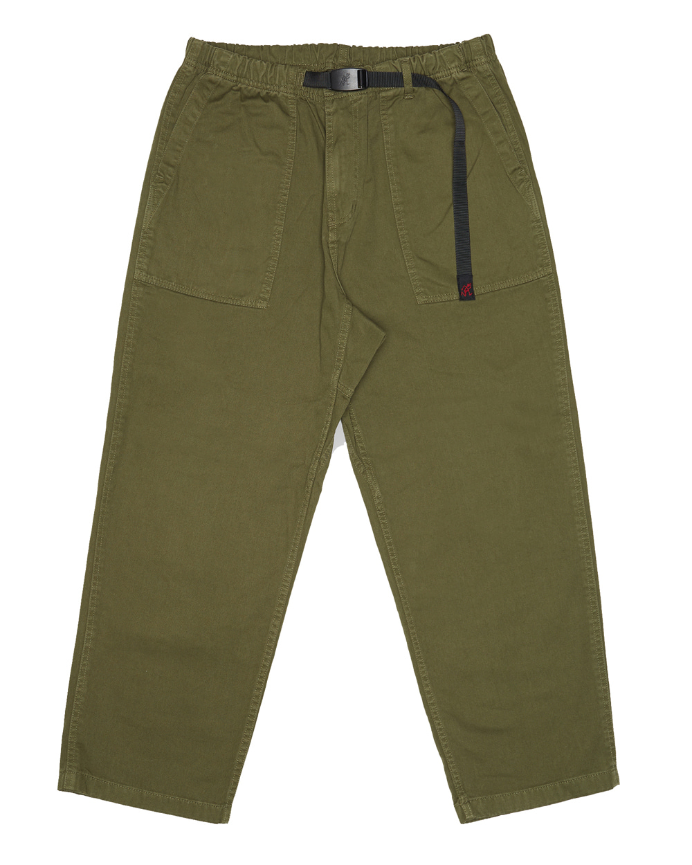그라미치 LOOSE TAPERED PANTS (Olive)