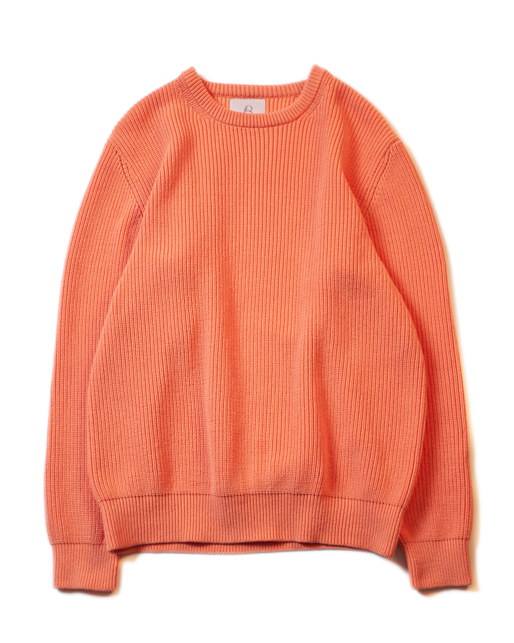 브라운야드 Fisherman Sweater (Coral) PRE ORDER_4월 초 출고