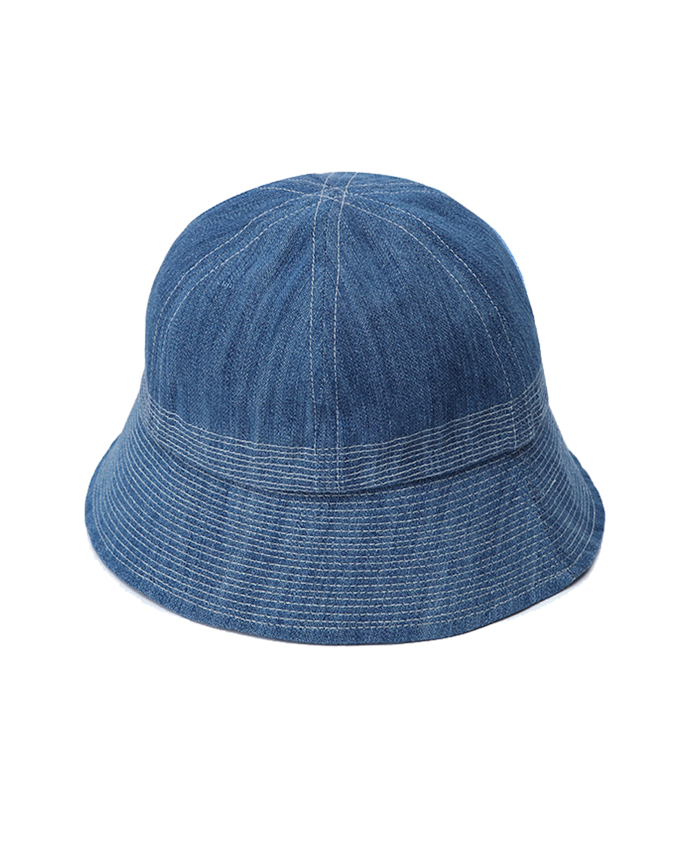 YMC Gilligan Hat (Indigo Bleach)