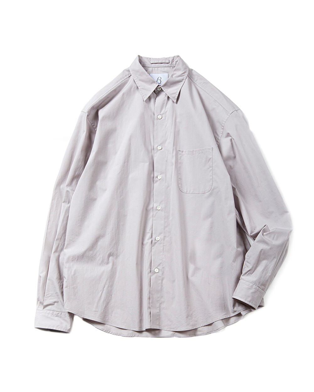 브라운야드 Steady Shirts (Light Grey)