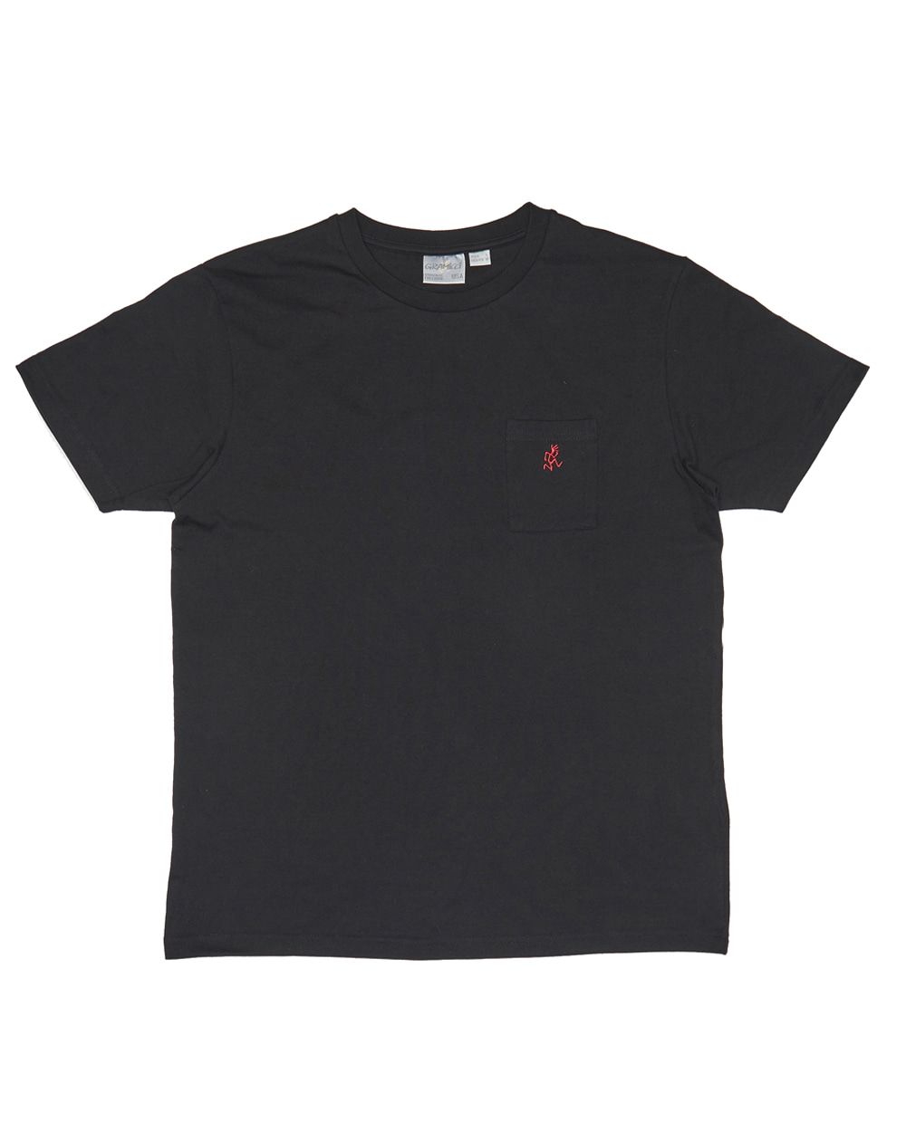그라미치 ONE POINT TEE (Black)