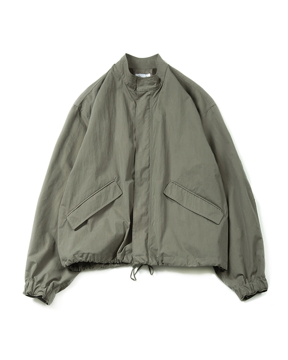 브라운야드 Essential Short Jacket (Olive)