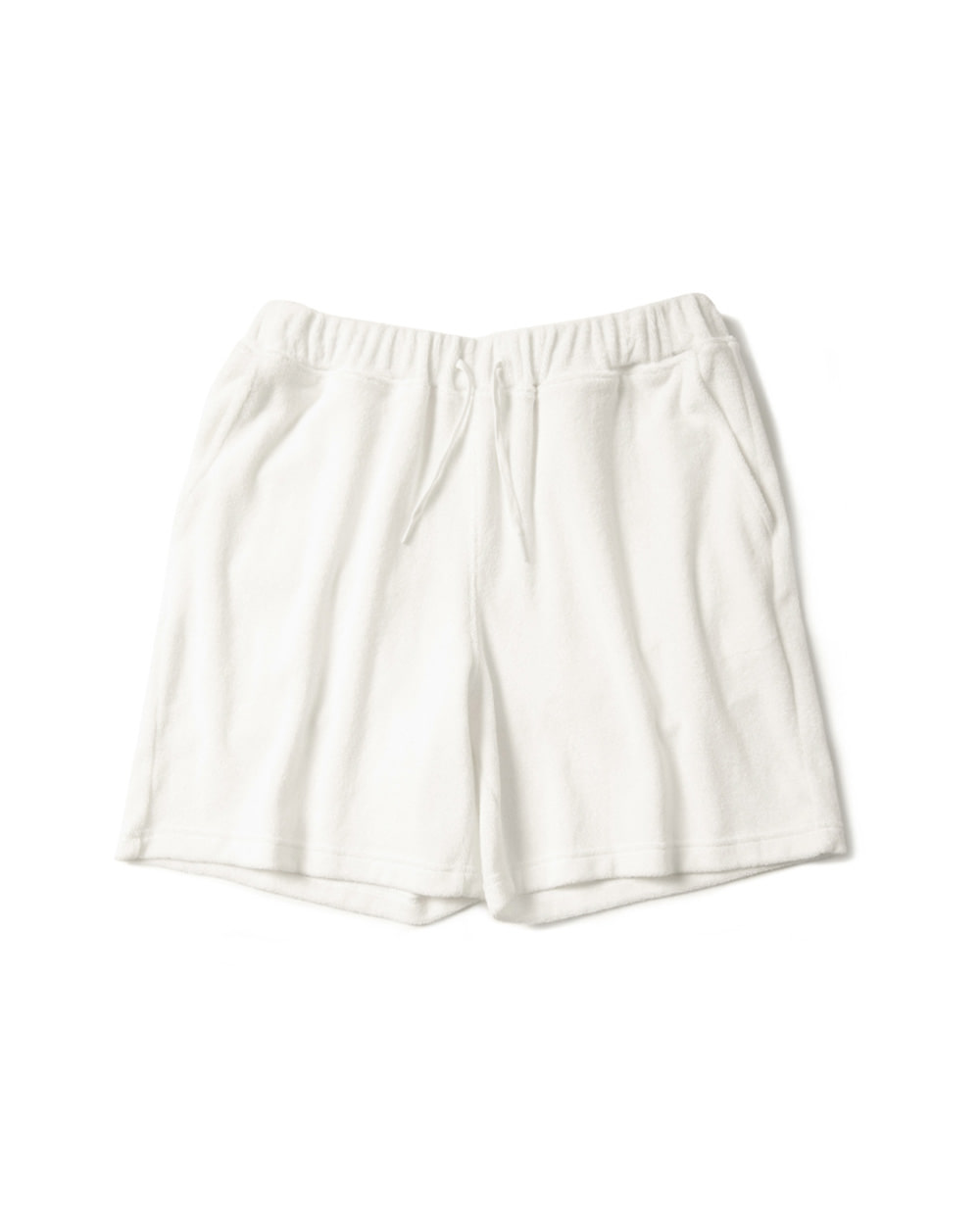 브라운야드 Terry Shorts (White)