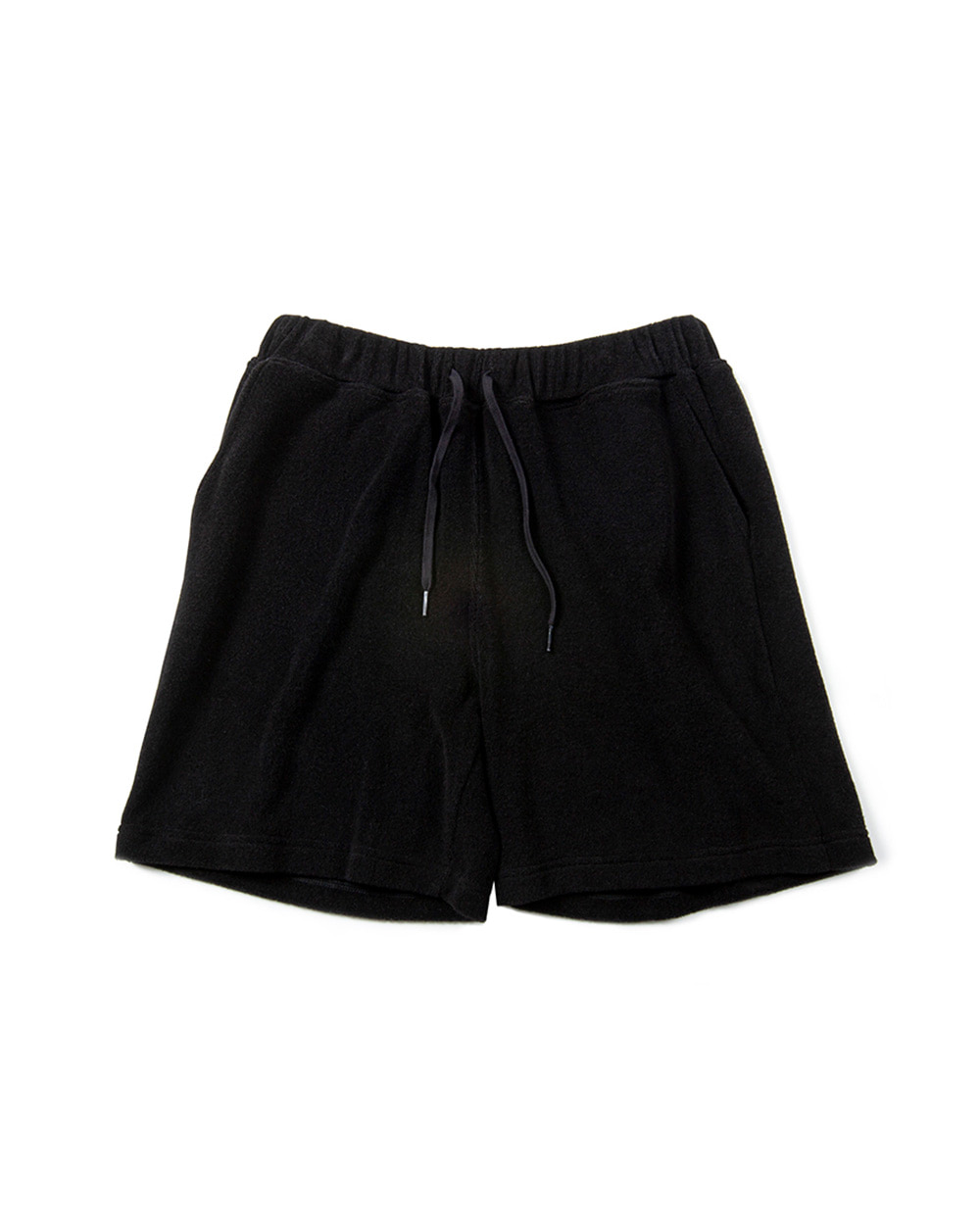 브라운야드 Terry Shorts (Black)