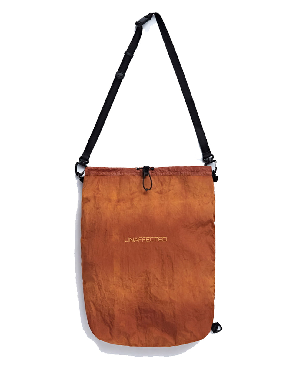 언어펙티드 LOGO SLING BAG  (Sunset Orange)