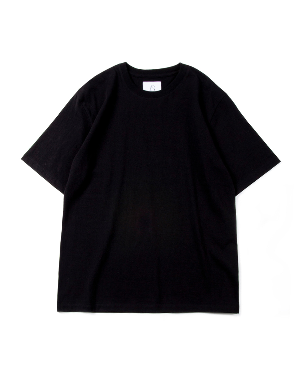 브라운야드 Essential T Shirts (Black)