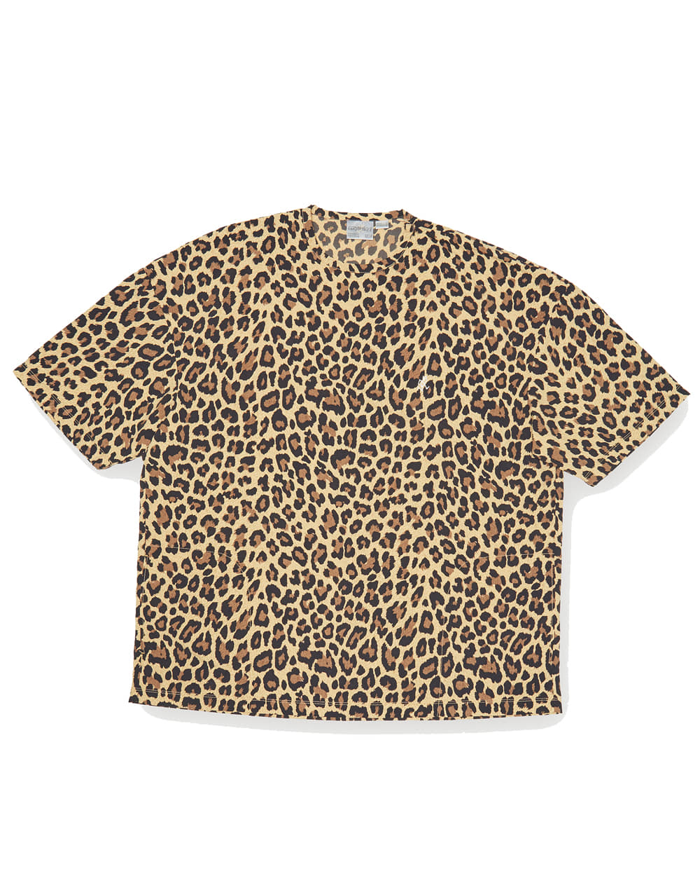 그라미치 SHELL CAMP TEE (Leopard)