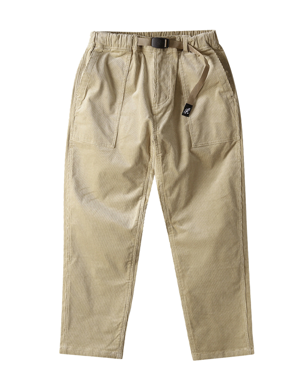 그라미치 CORDUROY LOOSE TAPERED PANTS (Beige)