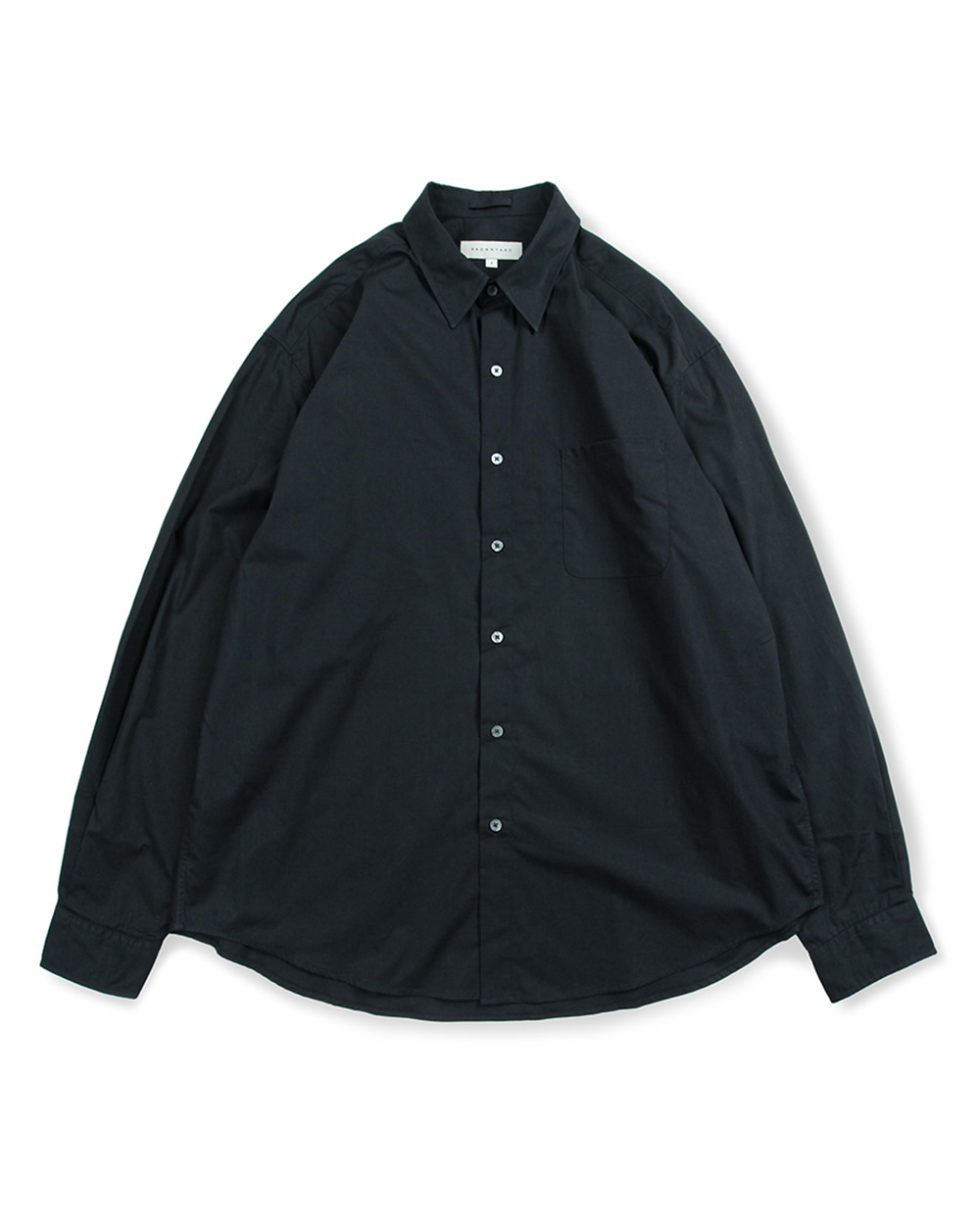 브라운야드 STEADY SHIRTS (Navy)