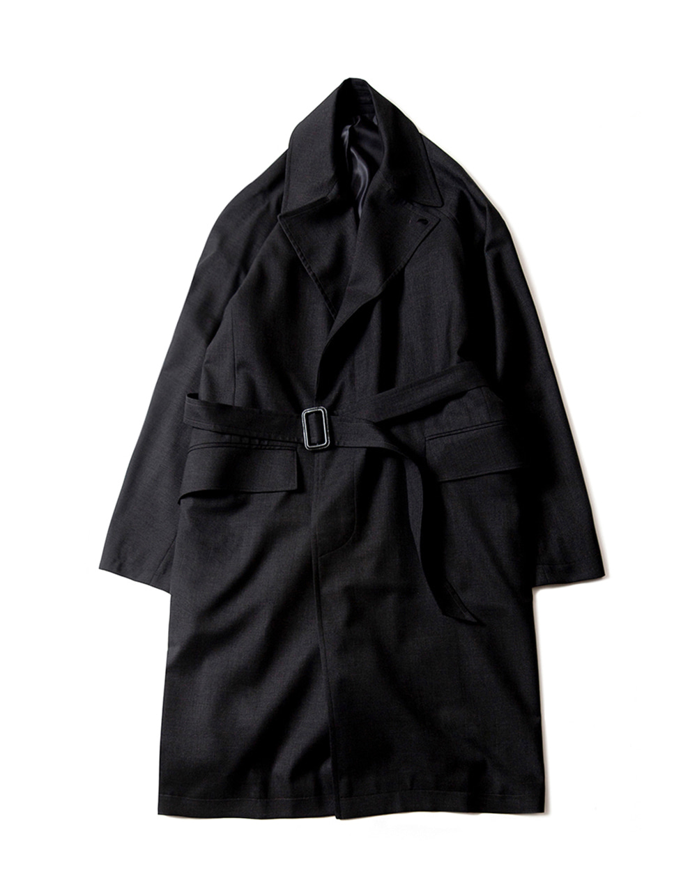 브라운야드 ROBE COAT (Chacol)