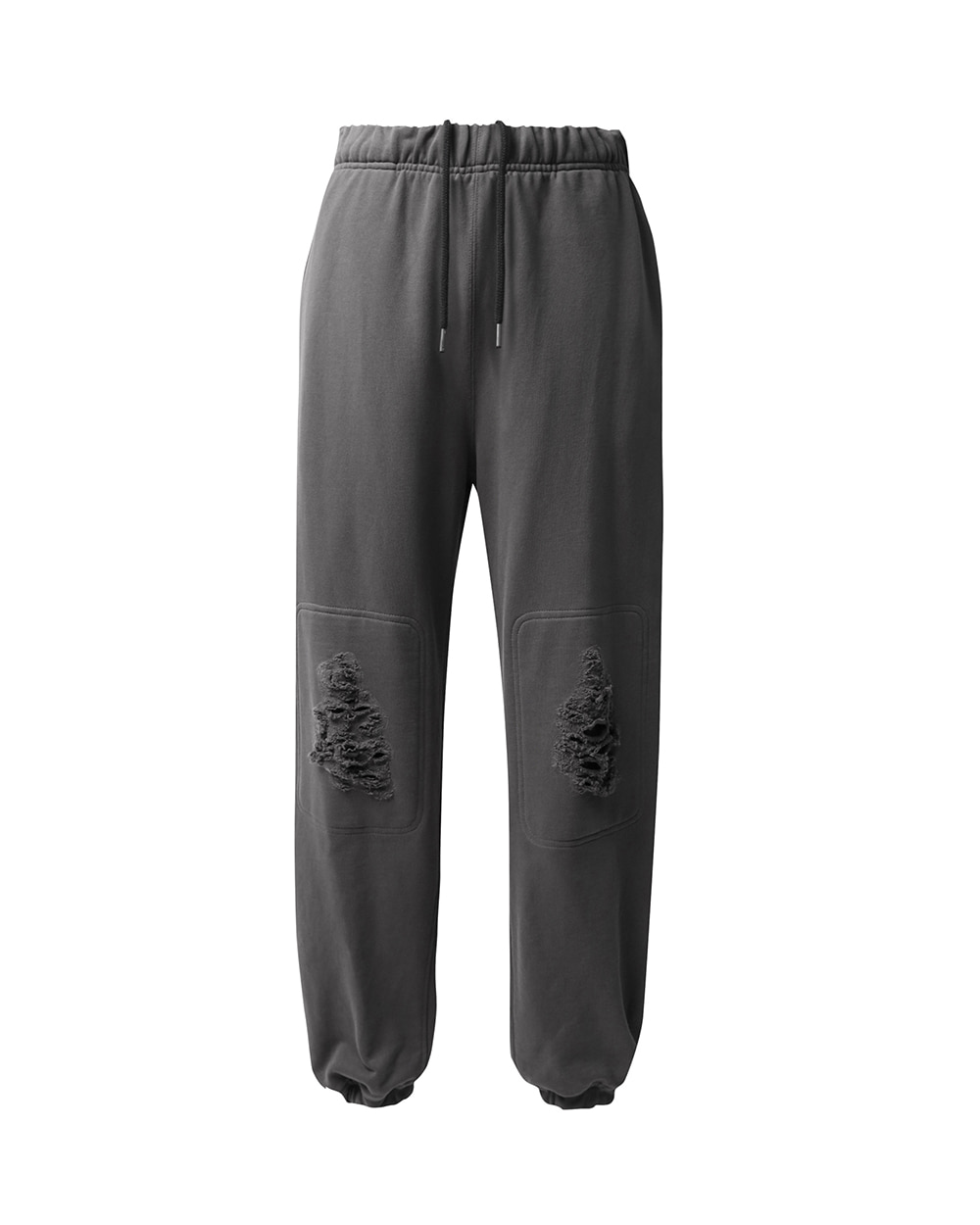ATE STUDIOS AUTHENTIC SCAR SWEAT PANTS (Charcoal)