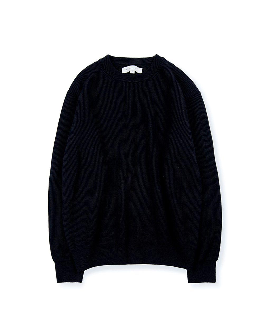 브라운야드 ESSENTIAL SWEATER (Navy)