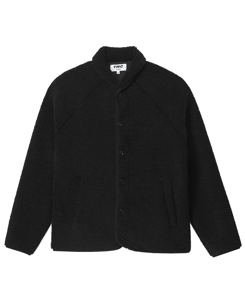 YMC Beach Jacket (Black)