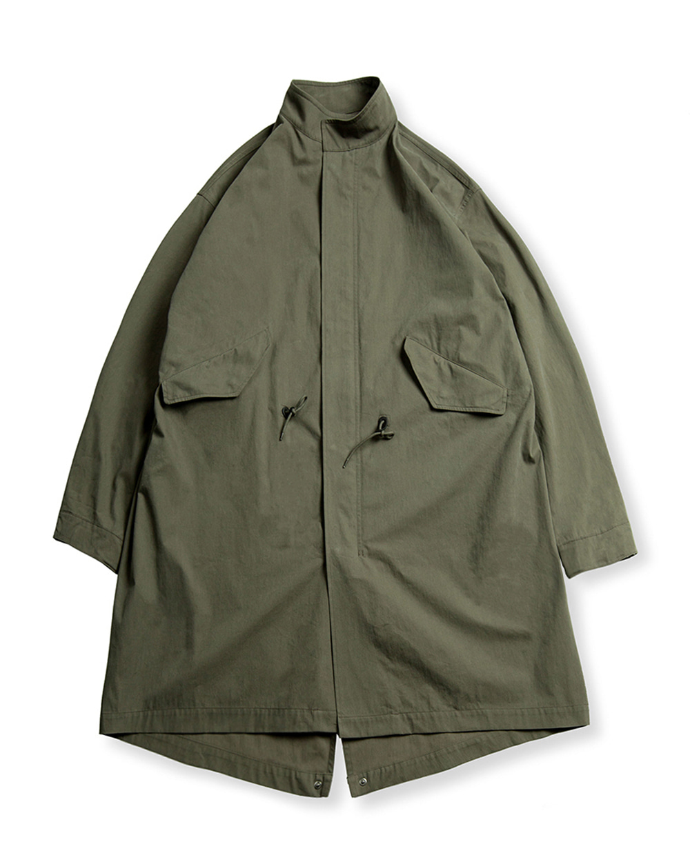 브라운야드 ESSENTIAL PARKA X TAION (Olive)