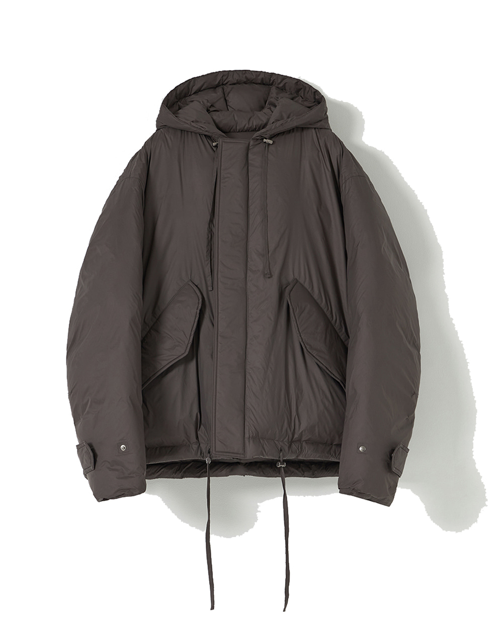 유스 M51 Puffed Jumper (Brown)