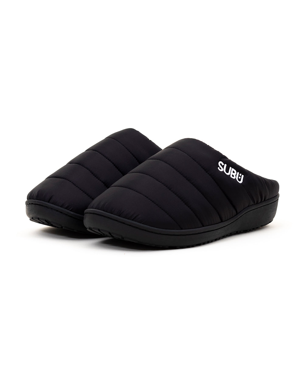 SUBU DOWN SANDAL (Black)