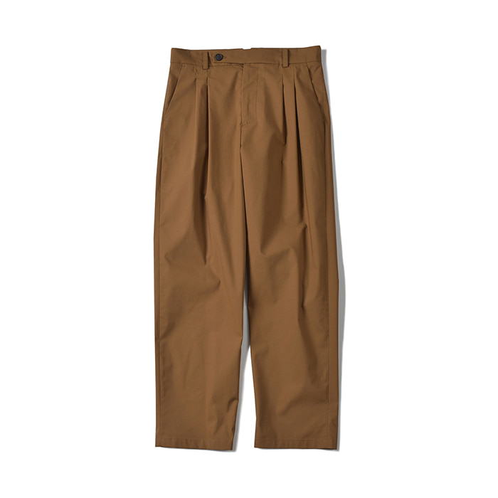 [shirter] MONTHLY PANTS_BROWN