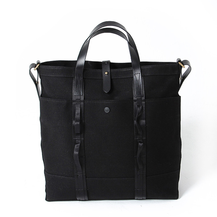 [PONDEROVER] Traveller bag b_Black
