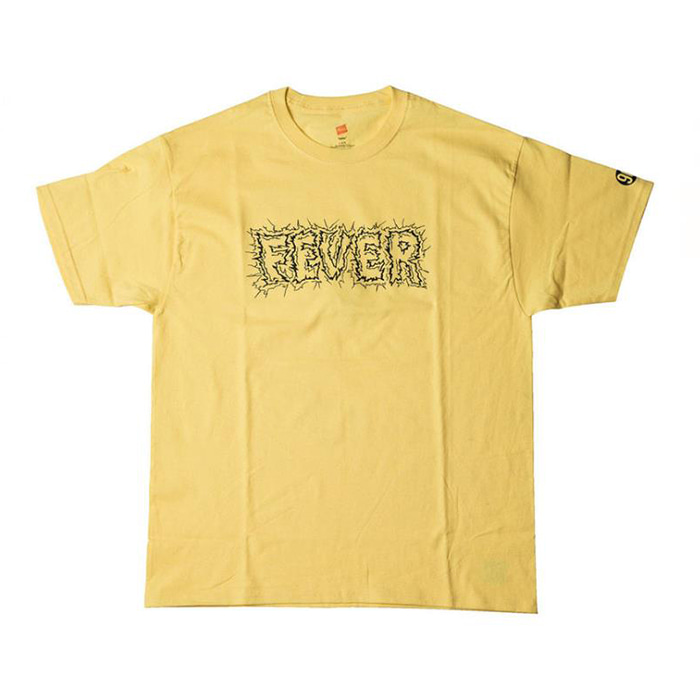 FEVERINC FEVER SIGNATURE T [Yellow]