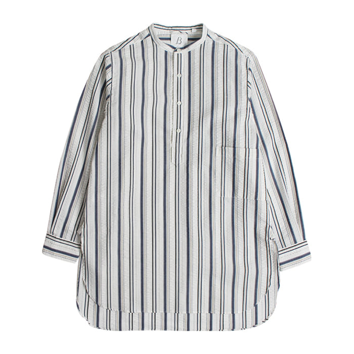 브라운야드 TUNIC SHIRTS_MULTI