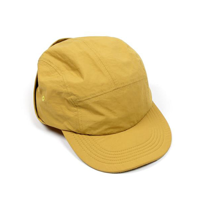 비헤비어 BHR CAMP CAP_YELLOW