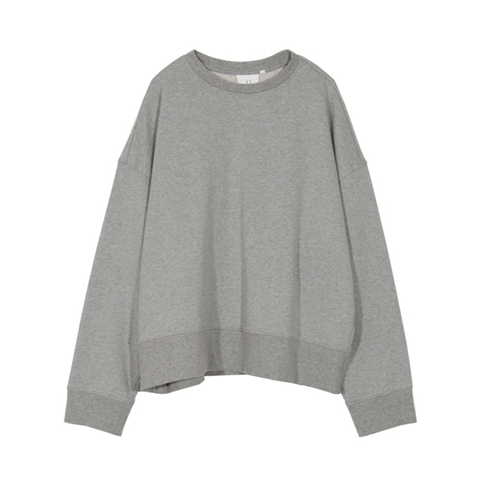 브라운야드 WIDE SWEAT SHIRT_GRAY