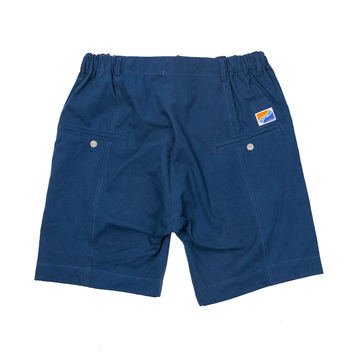 샌드파이퍼 SEMI BAGGY SHORTS_BLUE