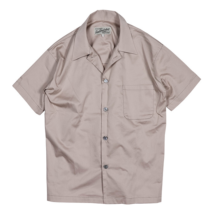Fineday Clothing CLASSIC PAJAMA SHIRTS_BEIGE