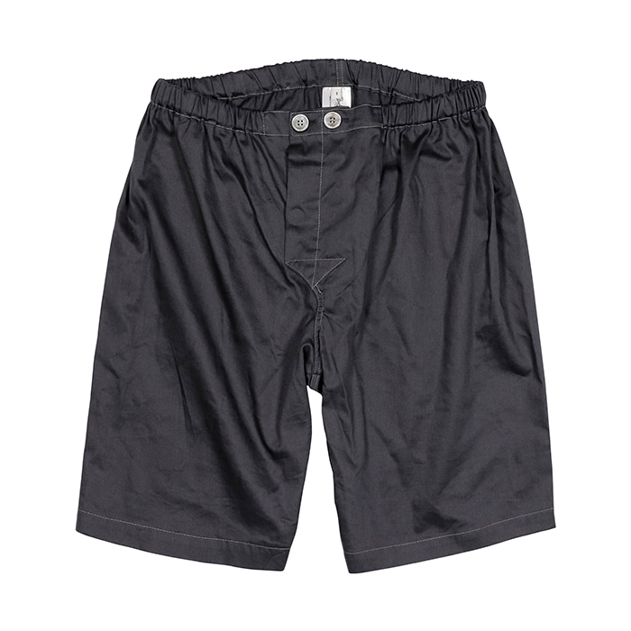 Fineday Clothing CLASSIC PAJAMA SHORTS_CHACOAL