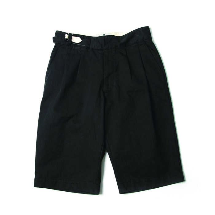 비헤비어 SUMMER HALF PANTS (BLACK)
