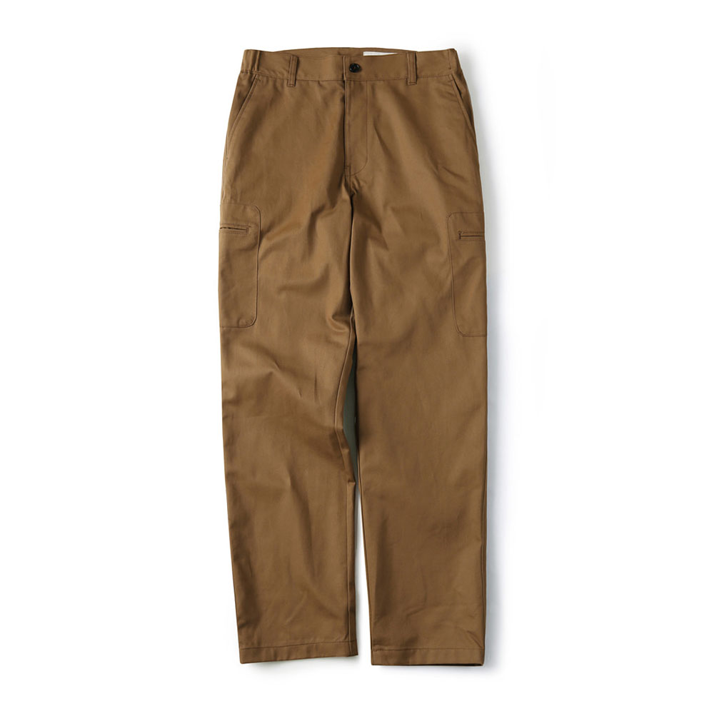셔터 COTTON TOOL PANTS_Beige