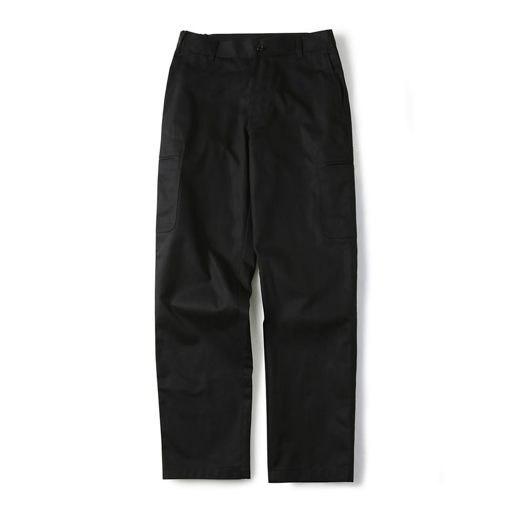 셔터 COTTON TOOL PANTS_Black