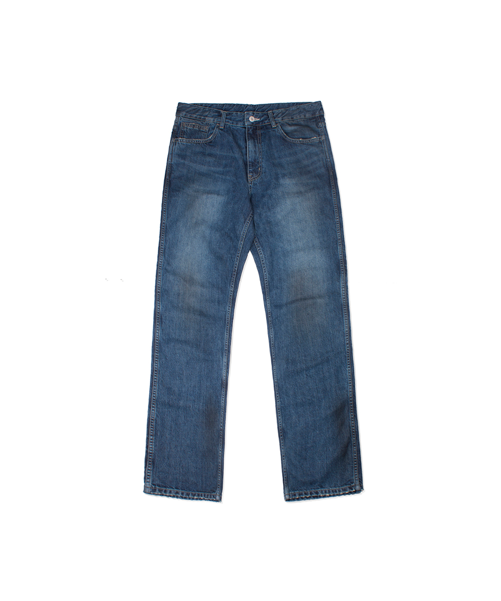 네이머클로딩 5PK DENIM PANTS OIL WASHED