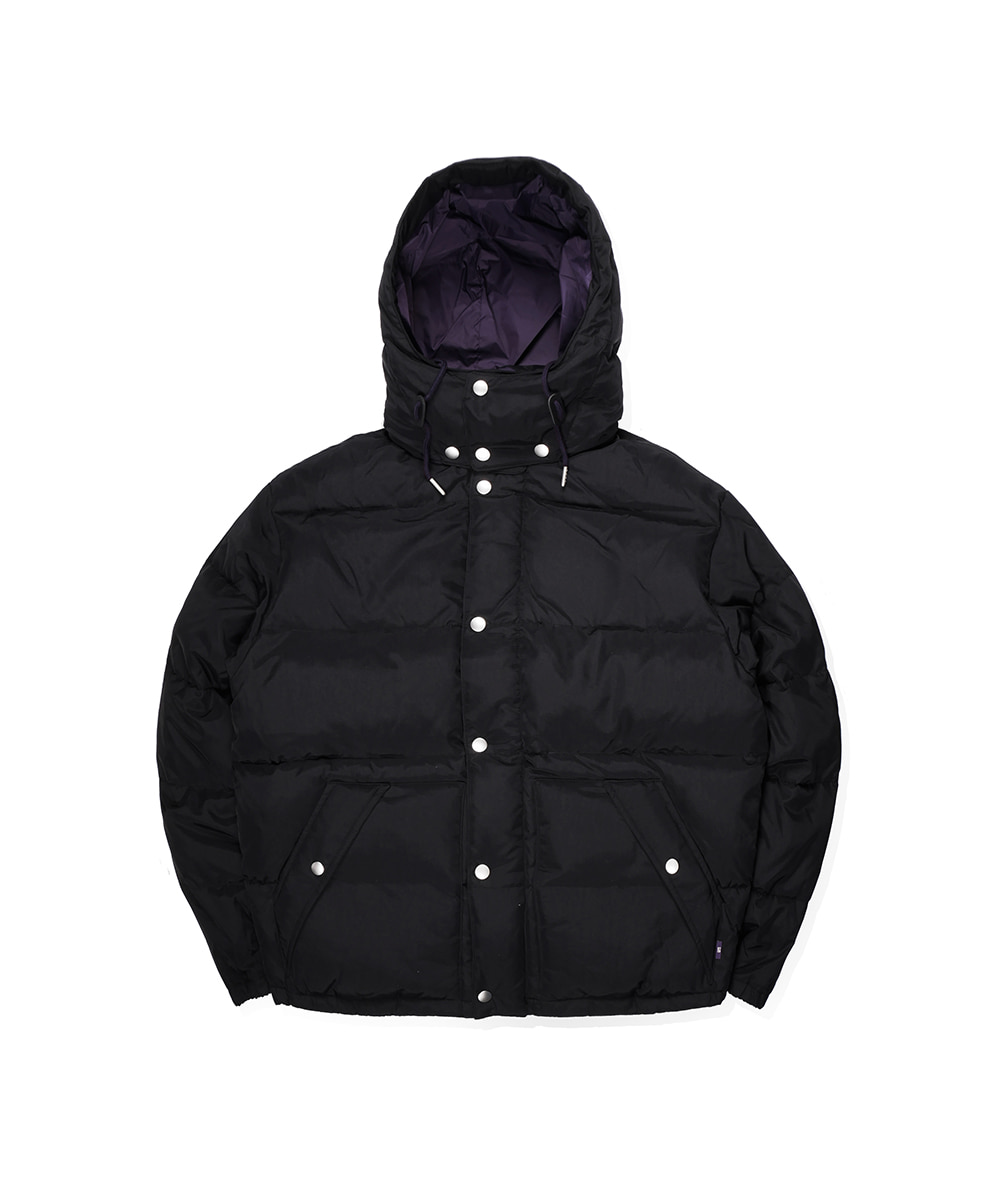 네이머클로딩 IGLOO DUCK DOWN PARKA_Black
