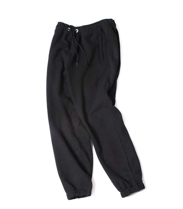 브라운야드 Sweat Pants_Black