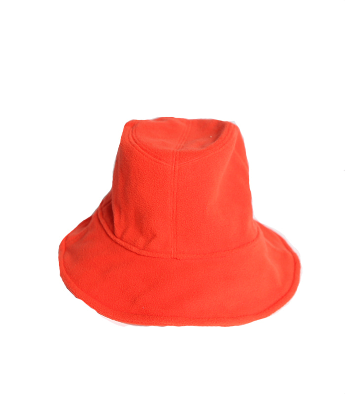 브라운야드 Fleece Bucket Hat_Orange