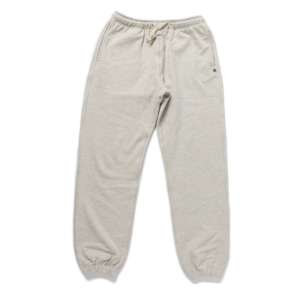 해버대셔리 HH ATHLETIC SWEAT PANTS_Oatmeal