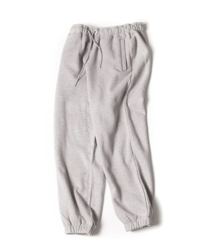 브라운야드 Sweat Pants_Grey