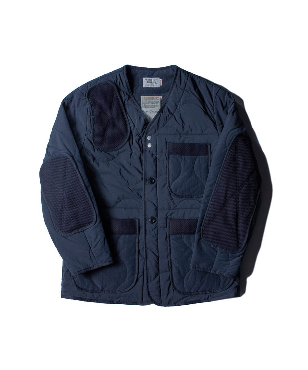 네이머클로딩 0931 PMI SHOOTER JACKET_Navy